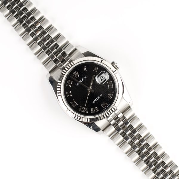 Rolex Oyster Perpetual Datejust 116234 Jubilee Dial