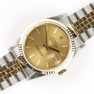 Rolex Oyster Perpetual Datejust 16233 (1989)