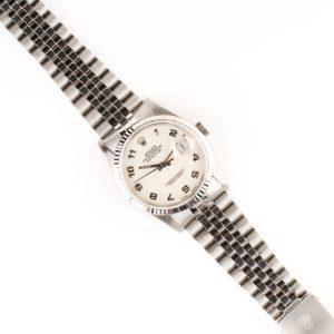 Rolex Oyster Perpetual Datejust Arabic 16234 (1989)