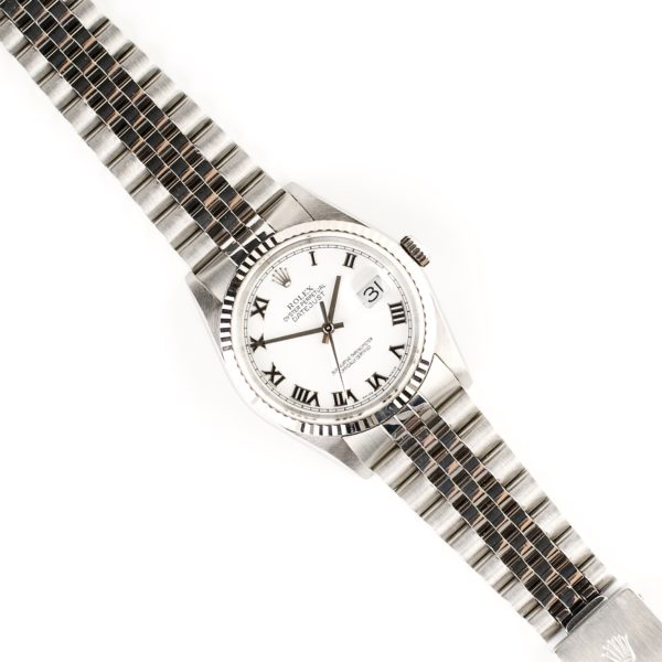 Rolex Oyster Perpetual Datejust Roman 16234 (2004)