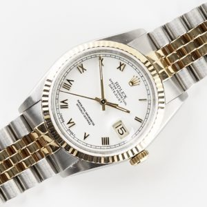 Rolex Oyster Perpetual Datejust Roman 16233 (1992)