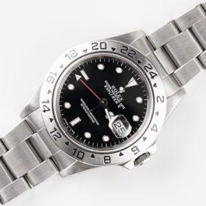 Rolex Oyster Perpetual Explorer II 16570 (1993)