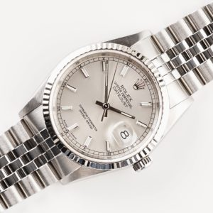 Rolex Oyster Perpetual Datejust No Holes 16234 (2000)