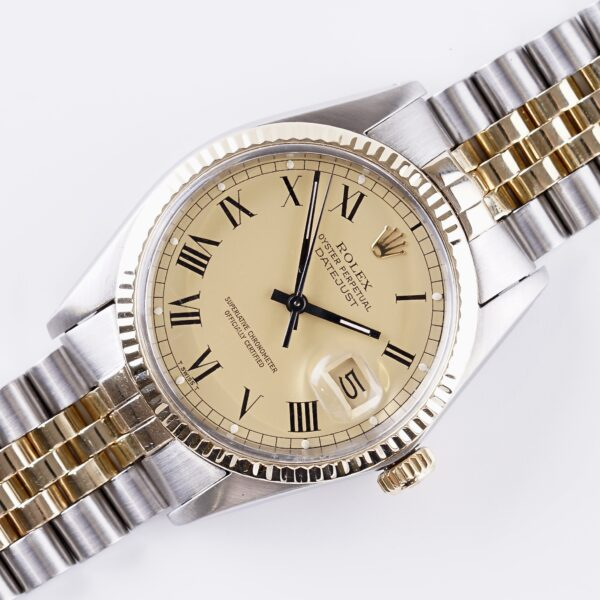 Rolex Oyster Perpetual Datejust Buckley 16013 (1981)