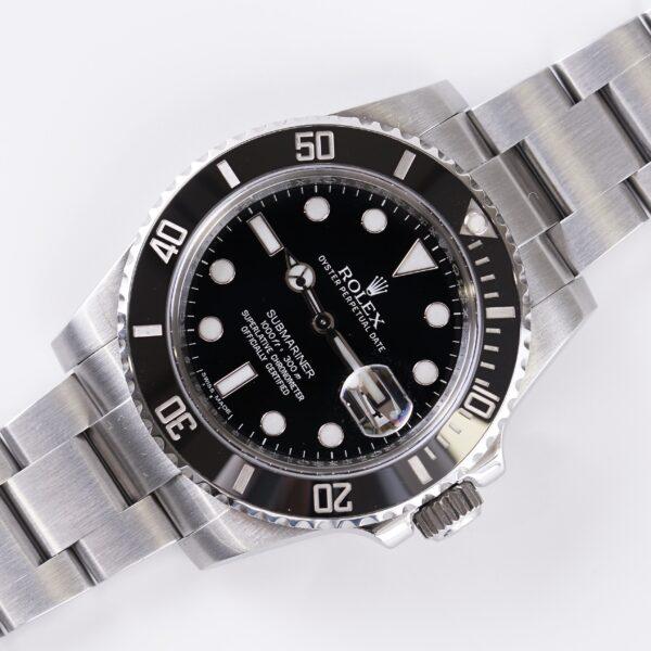 Rolex Submariner Date 116610LN (2012) Full Set