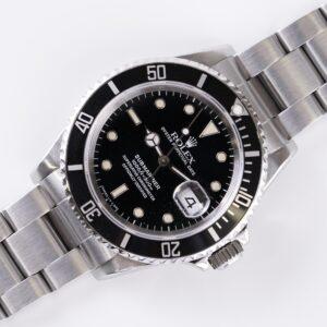 Rolex Submariner Date 16610 (1991)
