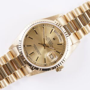 Rolex Oyster Perpetual Day-Date 18038 (1986)
