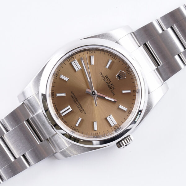 rolex-oyster-perpetual-yellow-116000-2014-volledige-set