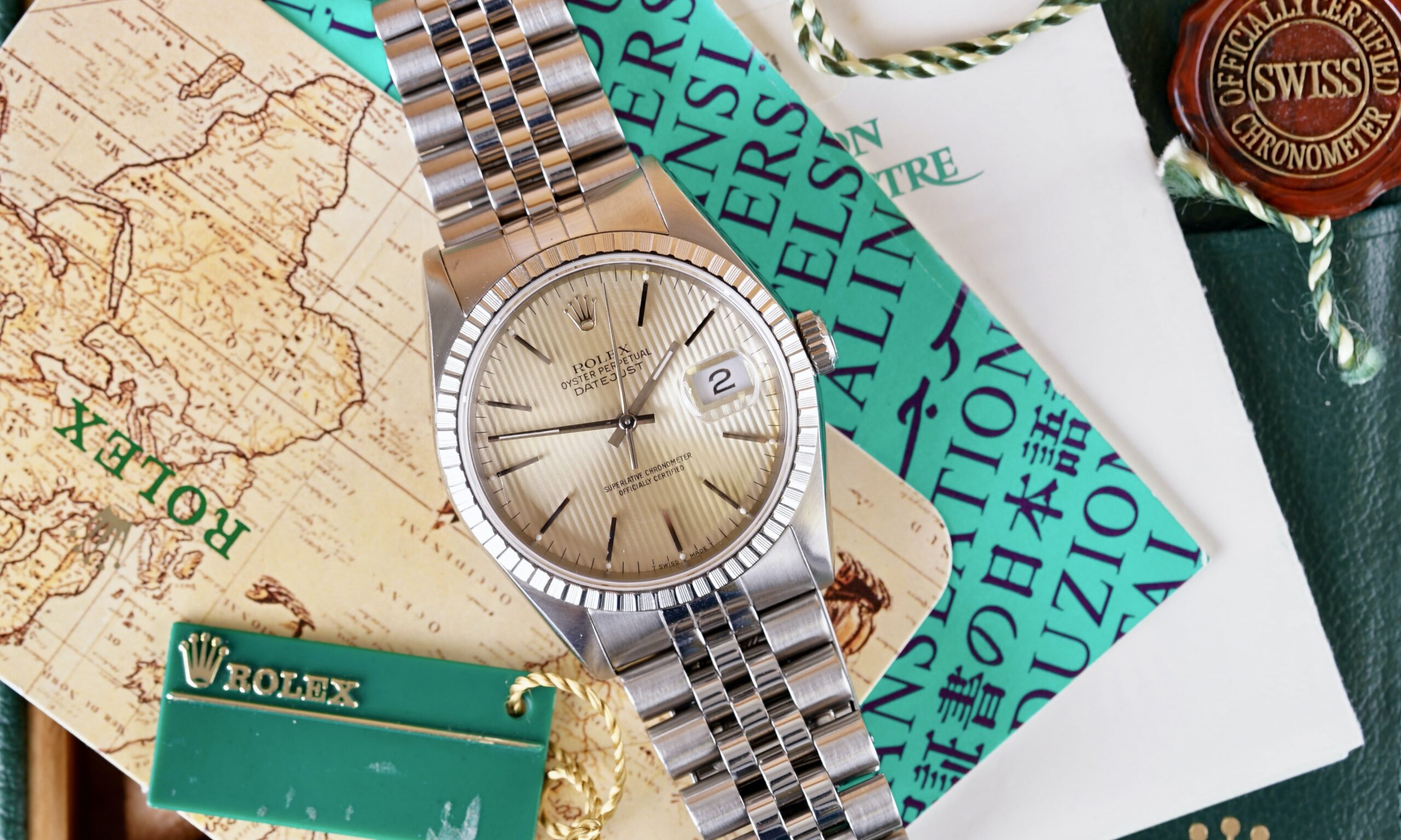 History of the Rolex Datejust