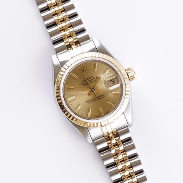 rolex-lady-datejust-champagne-69173-1991-full-set