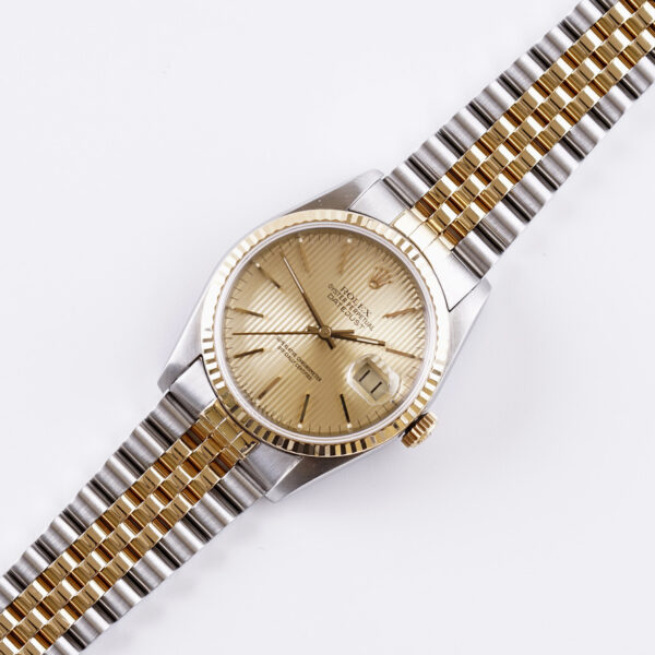 Rolex Oyster Perpetual Datejust 16233 1988 (Full Set)