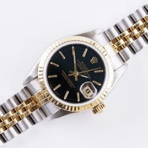 rolex-lady-datejust-black-69173-1996-full-set