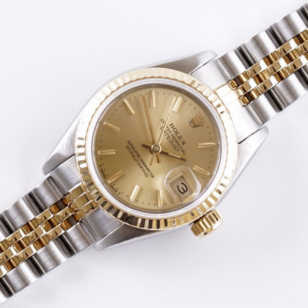 rolex-lady-datejust-champagne-69173-1991-volledige-set