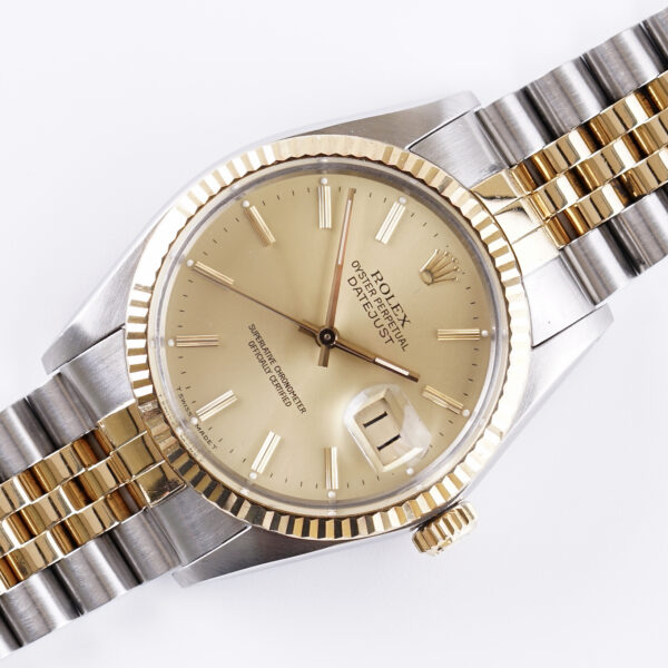 Rolex Oyster Perpetual Datejust 16013 1986