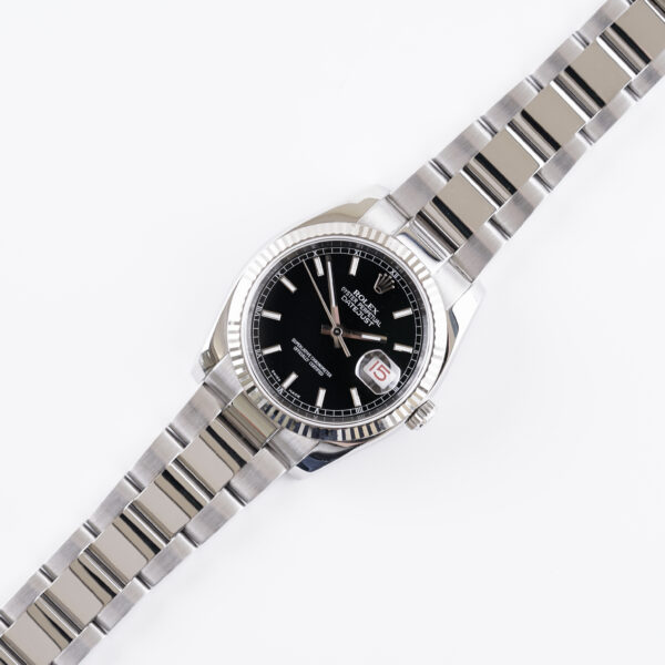 Rolex Oyster Perpetual Datejust 116234 2005/2006
