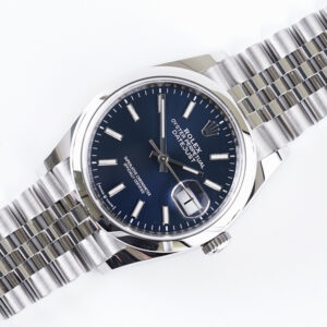 Rolex Oyster Perpetual Datejust Blue 126200 2021 (Full Set)
