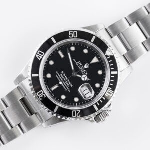 Rolex Oyster Perpetual Submariner Date 16610 1991