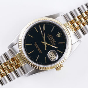 rolex-oyster-perpetual-datejust-black-16233-1990