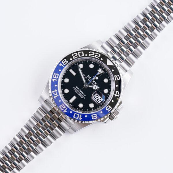 Rolex GMT-Master II Batman 126710BLNR 2021 (Full Set)