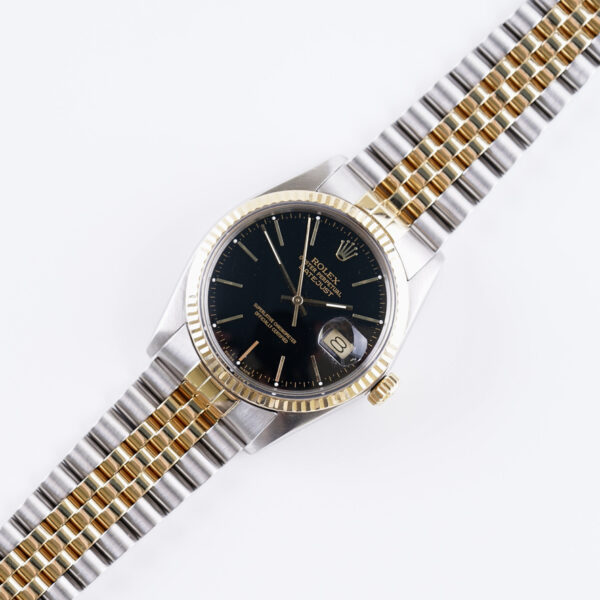 rolex-oyster-perpetual-datejust-black-16013-1987-full-set