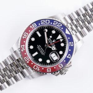 NEW Rolex GMT-Master II PEPSI 126710BLRO 2021 (Full Set)