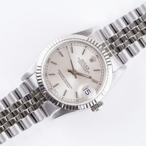 rolex-oyster-perpetual-datejust-mid-size-silver-68274-1989-full-set