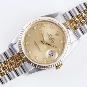 rolex-oyster-perpetual-datejust-champagne-diamond-16233-1992